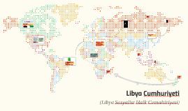 Libya Cumhuriyeti