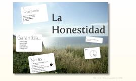 Copy of Valor de la Honestidad en el Marketing