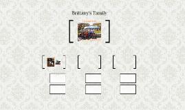 Brittany's Family Tree