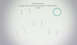 Talesha Watson