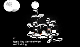Topic: The World of Work and Training