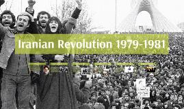 Iranian Revolution 1979-1981