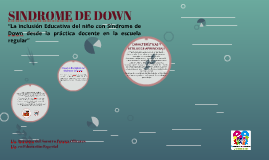 Copy of SINDROME DE DOWN