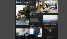 Hotel Carlton Bozza Testo Russo