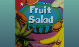 Copy of FRUIT SALAD