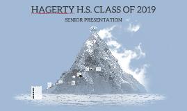 2018-19 HHS Senior Presentation