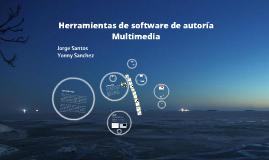 Copy of Herramientas de Software de Autoria Multimedia.