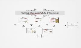 Nichiren Daishonin's Life & Teachings