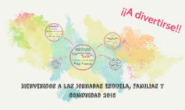 Jornadas Escuela, Familias y Comunidad 2015
