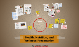 Copy of Health, Nutrition, and Wellness Presentation