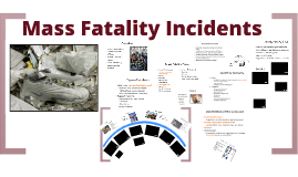 Mass Fatality Incidents