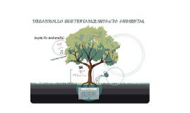 DESARROLLO SUSTENTABLE:IMPACTO AMBIENTAL