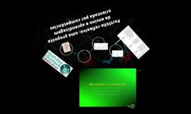 Copy of Portfólio reflexivo: uma proposta de ensino e aprendizagem