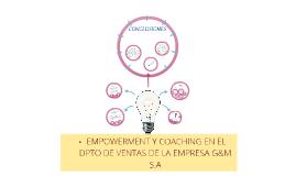 EJEMPLOS DE EMPOWERMENT Y COACHING