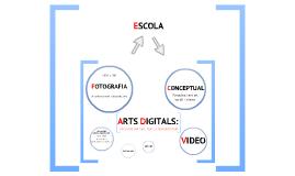 Copy of ARTS DIGITALS: UN ESPAI VIRTUAL PER LA COMUNICACIÓ