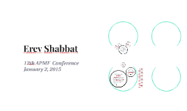 Copy of Erev Shabbat