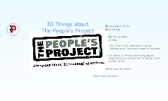 30 things about us