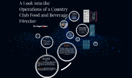 Copy of A Walk in the Life of a Country Club Food and Beverage Direc