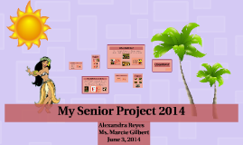 Senior Projects 2014