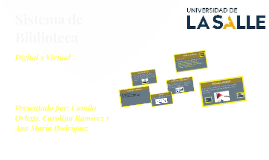 Copy of Sistema de Biblioteca