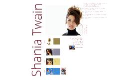 Shania Twain - Greatest Canadian Presentation