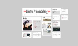 Copy of Creative Problem Solving