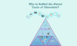 Copy of Who is Behind the Sweet Taste of Chocolate?