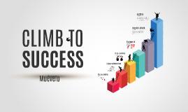 Copia de Climb to Success- Prezi Template