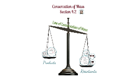 4.2 Conservation of Mass