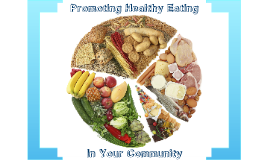 TH Health Promotion in your Community - Tender
