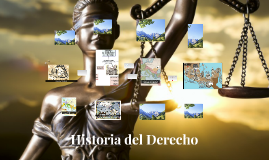 HISTORIA DEL DERECHO 2016-II