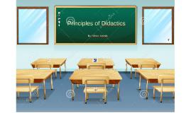 Principles of Didactics