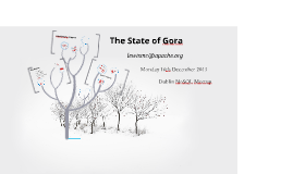 The State of Gora