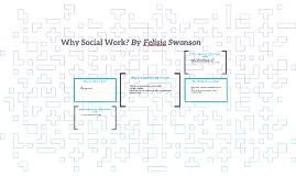 Why Social Work?