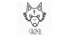 Casper Schriftzug