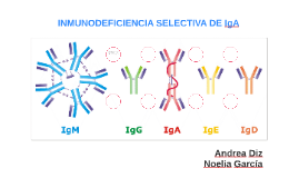 Inmunodeficiencia selectiva de IgA