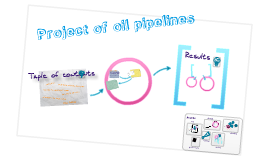 Copy of project of oil pipelines
