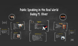Public Speaking in the Real World