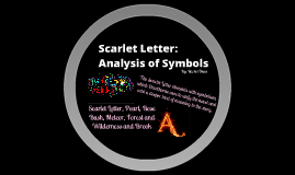scarlet letter s among society today