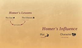 Homer's Lessons