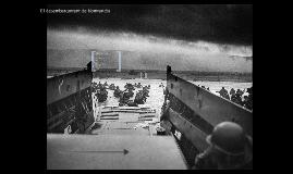 El desembarcament de Normandia