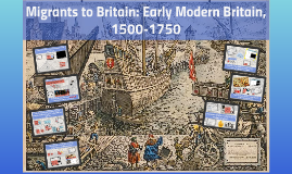 OCR History B: Migrants to Britain, 1500-1750