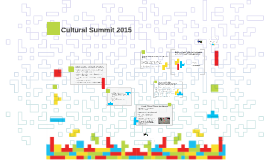 Copy of Cultural Summit 2015 - City and Cultural Leadership Council Update