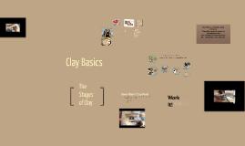 Clay Basics
