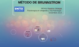 Copy of Copy of MÉTODO DE BRUNNSTROM