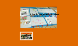 School Community project