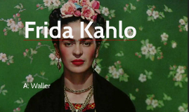 Copy of Frida Kahlo