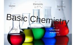 Simple Basic Chemistry