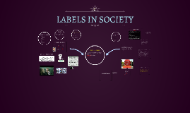 Copy of LABELS IN SOCIETY