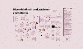 Diversidad cultural, racismo y xenofobia